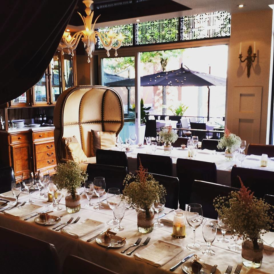 Quindici 15 restaurant bar for Restaurant salle a manger montreal
